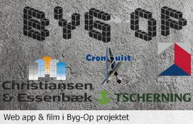 Web app & film i Byg-Op projektet